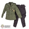 Uniform: DiD M38 Tunic w/Breeches & Medals