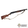 Rifle: DiD US WWI Winchester M1897 Trench Pump Action Shotgun