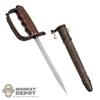Knife: DiD US WWI M1917 Trench Knife