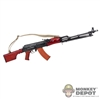 Rifle: DiD RPK Light Machine Gun (Wood & Metal)
