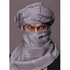 Turban: DiD Grey Headdress