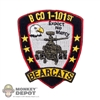 Insignia: DiD 1:1 Scale Bearcats Patch