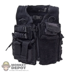 Vest: DiD ISPL Tactical Waistcoat Vest w/Pouches