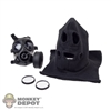 Gas Mask: DiD CT-12 Counter Terrorist Respirator W/Filters & Balaclava