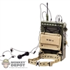 Radio: DiD Metal SCR-300 w/Headset & Handset