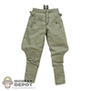 Pants: DiD WWII German WWII Officer Breeches