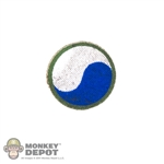 Insignia: DiD 29th Infantry Division Patch (Peel & Stick)