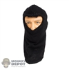 Mask: DiD Black Balaclava