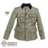 Tunic: DiD German WWII M36 Tunic w/Insignia