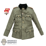 Tunic: DiD M36 Heer General w/Collar Tabs