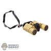 Binoculars: DiD German WWII Binoculars (Weathered)