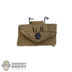Pouch: DiD WWII US First Aid Pouch (Weathered)