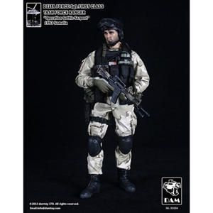 Boxed Figure: DAM Delta Force Sgt. First Class Task Force Ranger (93004)