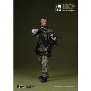 Boxed Figure: DAM US Navy SEAL Reconteam - Pointman (93007)
