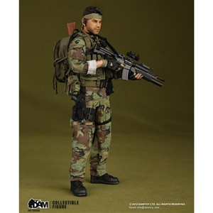 Boxed Figure: DAM US Navy SEAL - Reconteam Corpsman (93008)
