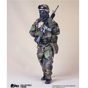 Boxed Figure: DAM USMC in the Persian Gulf War – Operation Desert Storm 1991 (93010)