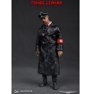 DAM Zombie German - SS Officer Kruger (93032)