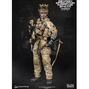"DamToys DEVGRU Operation Neptune Spear ""GERONIMO"" (78011)"