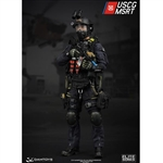 Boxed Figure: DamToys U.S. Coast Guard MSRT (78016)