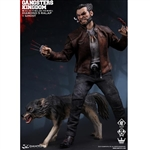 Boxed Figure: DamToys Gang's Kingdom Diamond 5 Ralap & The Wolf-Ghost (DAM-GK011)