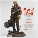 Boxed Figure: DamToys MindGame - The Gobi Squad - Black Eight - Frank Chambers (ZP001)