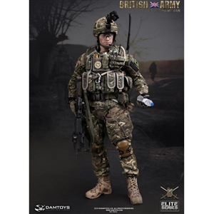 Boxed Figure: DamToys British Army In Afghanistan (78033)