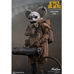 Boxed Figure: DamToys MindGame – Sewer Soldiers - Sacker (ZP002)