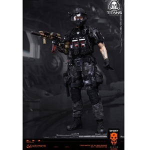Boxed Figure: DamToys Ghost Series TITANS PMC - Frank Casey (DAM-SF002)