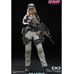 Boxed Figure: DamToys Combat Girls Series Gemini - Vicky (DAM-DCG002)