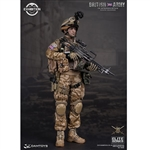 Boxed Figure: DamToys British ARMY In Afghanistan MINIMI Gunner (DAM-78036)