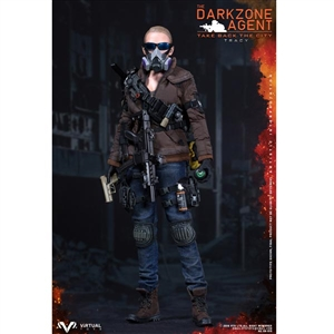 Boxed Figure: VTS The Darkzone Agent - Tracy (VM-019)