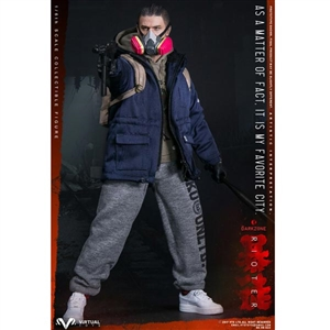 Boxed Figure: VTS The Darkzone Rioter (VTS-VM022)