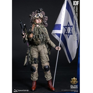 "Boxed Figure: DamToys IDF Combat Intelligence Collection Corps ""Nachshol"" Reconnaissance (78043)"