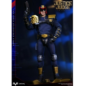Boxed Figure: VTS Justice Judge (VTS-VM023)