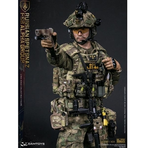 Boxed Figure: DamToys Russian Spetsnaz FSB Alpha Group (LUXURY VER) (78047A)