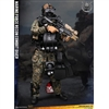 Boxed Figure: DamToys Marine Force Recon Combat Diver Woodland Marpat (78055)