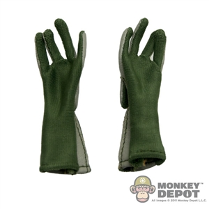 Gloves: DAM Green NOMEX