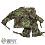 Fatigues: DAM N.B.C. Suit