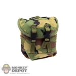 Pack: DAM Enhanced Military Butt Pack Woodland