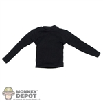Shirt: DAM Black Long Sleeve Shirt