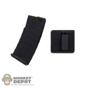 Holster: DAM Toys Blade Tech AR-15 Mag Holster w/Mag