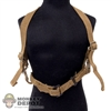 Harness: DAM Toys Brown w/Riggers Belt