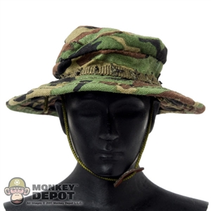 Hat: DamToys Woodland Camo Jungle Hat