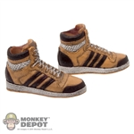 Shoes: DamToys High Top Sneakers (Molded)