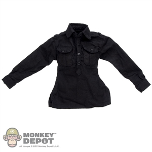 Shirt: DamToys Black German WWII