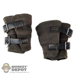 Gaiters: DamToys German WWII Green Gaiters Weathered