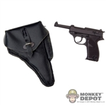 Pistol: DamToys German P38 w/Holster
