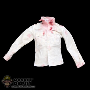 Shirt: DamToys Bloodied White Shirt