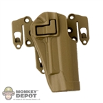 Holster: DAM Toys SERPA Holster w/MOLLE Mount (NO Pistol Included)