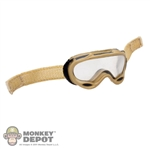 Goggles: DamToys FSBE 2 SI Assault A-Frame Goggles